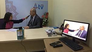Hacı Muradı Veli Ortaokulu Müdürü Ali Yüzdemir Vefat Etti