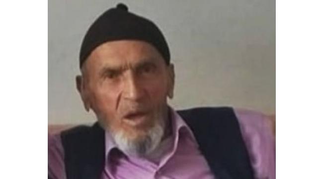 Kaybolan (Yaşlı Amca) Şerif Ali Yılmaz'ın Cansız Bedenine Ulaşıldı