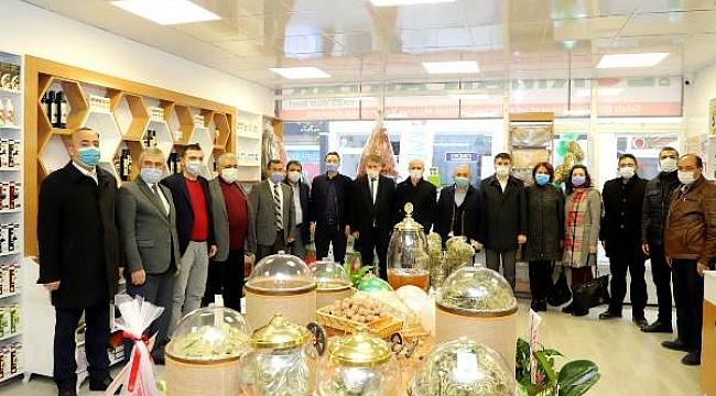 Lokman Aktar Şifa Sarayı Açıldı