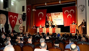 MHP Çankırı İl Başkanlığı 13. Olağan Kongresi Gerçekleşti
