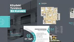 HY YAPI Çankırı'da Hizmette Bende Varım Dedi (Özel Haber)