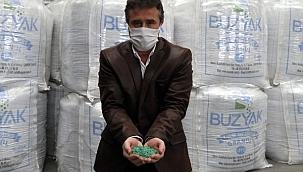Özel Formüllü Granülün Üretimine Çankırı'da Başlandı