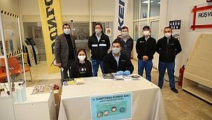 Sumitomo Rubber AKO Lastik Fabrikası Ücretsiz Koruyucu Maske Dağıttı