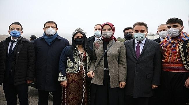 www.haberci18.com Yönetmeni Çelik Sordu, Babacan Cevapladı