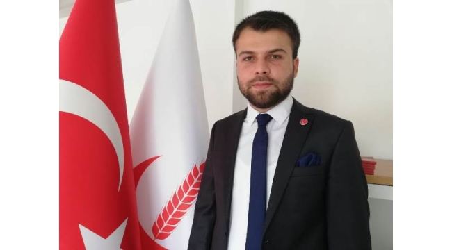 Yeniden Refah Partisi Çankırı İl Başkanı Muhammed Fatih Müjdeci 'den Başkan Esen'e Teşekkür