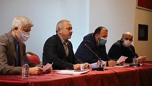 2021'in İlk Meclis Toplantısından Esnafa Destek Kararı Çıktı