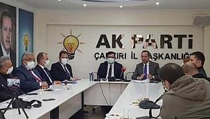 AK Parti Çankırı Milletvekili Salim Çivitçioğlu Çok Sert Konuştu