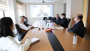 Başkan Esen Çankırı'nın Turizm Hedefine Kilitlendi