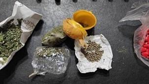Çankırı Çerkeş'te Uyuşturucu Operasyonu 2 Gözaltı