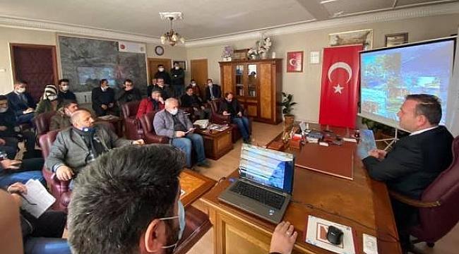 Çankırı'da Müdahale Edilmeyen Hastalarımızı Ankara'ya Sevk Ediyorlar