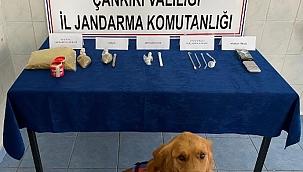Çankırı'da Uyuşturucu Operasyonu (Videolu Haber)