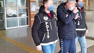 Çankırı'da Yeşil Reçeteli İlaçları Sattığı Öne Sürülen Şahıs Tutuklandı