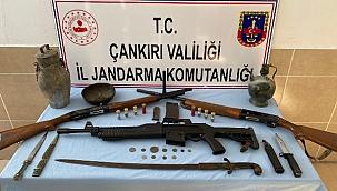Çankırı İl Jandarma Komutanlığı Günlük Olay Bültenleri