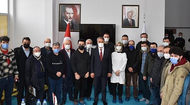 Çerkeş Belediye Başkanı Hasan Sopacı'dan Cumhurbaşkanı Ve AK Partiye Övgü Dolu Sözler