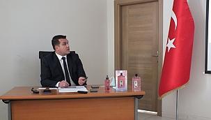 Eldivan Belediye Başkanı Mustafa Lafcı Faaliyetlerini Basın Mensuplarıyla Paylaştı