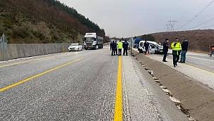 Ilgaz İndağ Mevkiinde Trafik Kazası 2 Ölü 4 Yaralı