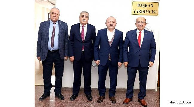 Metin Keskinkılıç Belediye Başkan Yardımcılığı Görevine Atandı