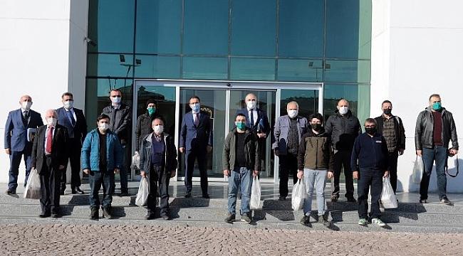 Vali, Belediye Başkanı, AK Parti Çankırı İl Başkanından Çalışan Gazeteciler Günü Mesajları