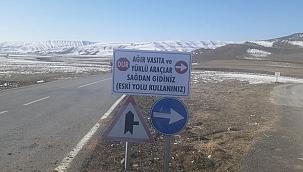 1.Derece Önemli Olan Kırovacık Grup Yolu Yeniden Etüt Yapılmalı (Özel Haber)