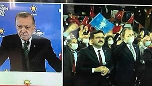 AK Parti Genel Başkan Yardımcısı Vedat Demiröz, Genel Sekreteri Fatih Şahin Çankırı'da Konuştu