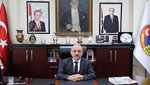Belediye Başkanı Esen, MHP İl Başkanı Kurt, İl Müftüsü Keleş'ten Regaip Kandili Mesajları