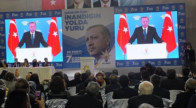 Cumhurbaşkanı Recep Tayyip Erdoğan'dan Boğaziçi Eylemcilerine Sert Sözler