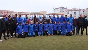 1074 Çankırıspor Yeni Sezon Hazırlıklarına Başladı