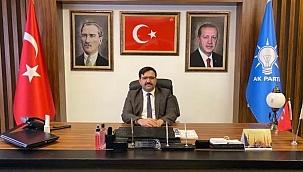 AK Parti Çankırı İl Başkanlığı Teşkilatı Sağlık Çalışanlarını Unutmadı