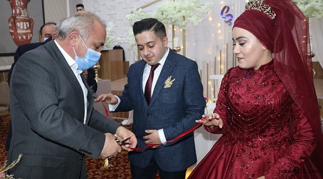 Bizim Çankırı Gazetesi İmtiyaz Sahibi Ali Kör Nişanlandı