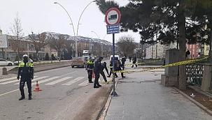 Çankırı'da Bir Şahıs Silahla Vuruldu