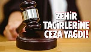 Çankırı'da Uyuşturucu Tacirlerine Ceza Yağdı