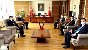 HSK Üyesi Prof. Dr. Ali Cengiz Köseoğlu Çankırı'da