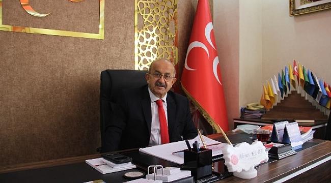 MHP Çankırı İl, Türkiye Kamu-Sen Çankırı İl, Türk Büro-Sen Kadın Kolları Başkanlıklarından Mesajlar