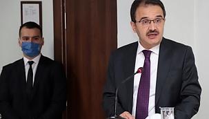 Valimiz Abdullah Ayaz İl Genel Meclisi Mart Ayı Toplantısına Katıldı