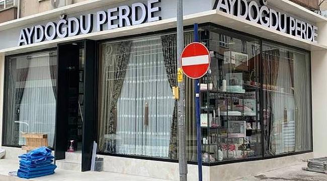 Aydoğdu Perde Mağazası Yeni Dekoru İle Çankırı'nın Hizmetinde
