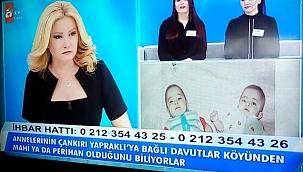 Beyza Ve Büşra Kardeşler Annelerini ATV'de Müge Anlı'da Arıyorlar! (Özel Haber)