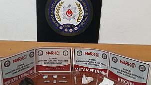 Çankırı Çeşitli Uyuşturucu Maddeler Ele Geçirildi