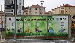 Çankırı'da Mobil Atık Getirme Merkezi Sayısı Altıya Yükseldi