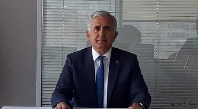 Çankırı TEMAD Şube Başkanlığına Özcan Çalışkan Seçildi