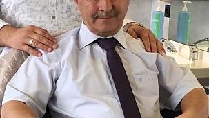 ÇSDV Müdürü Mehmed Akkaya Vefat Etti