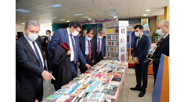 İlimizde 57. Kütüphane Haftası Etkinlikleri Gerçekleştirildi