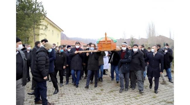 Müdür Mehmet Akkaya Son Yolculuğuna Uğurlandı