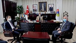 Tarım ve Orman Bakanlığı Bakan Yardımcısı Ayşe Ayşin Işıkgece Çankırı'da