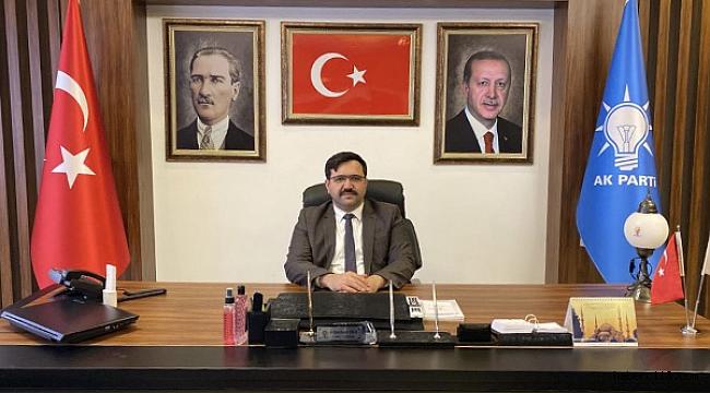 AK Parti Çankırı İl Başkanlığı Basın Açıklaması