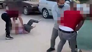 Çankırı'da Boşanan Çift Ve Yakınları Arasında Kavga