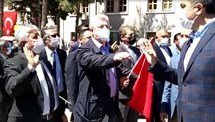 Çankırı'da CHP İl Başkanı İle AK Partili Çankırı Milletvekili Tartıştı
