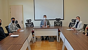 Çankırı Karatekin Üniversitesinde Stratejik Plan Çalışmaları Başlatıldı