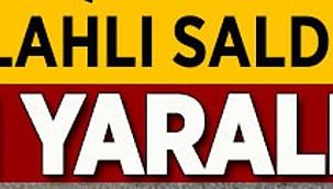 Çerkeş'te Silahlı Saldırı 1 Yaralı