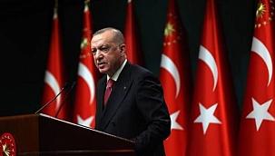 Cumhurbaşkanı Recep Tayyip Erdoğan, Normalleşme Takvimini Açıkladı