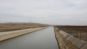 HES Barajının Kapaklarının Açılmasıyla İlçede Bazı Araziler Su Altında Kaldı